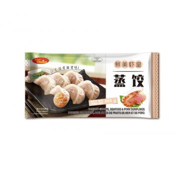 【冻品】鲜美虾皇蒸饺/包*460g