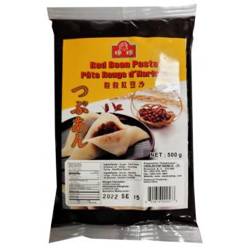 【珍珍】粒粒红豆沙 500g/袋